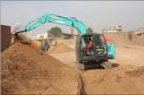 挖掘机-4